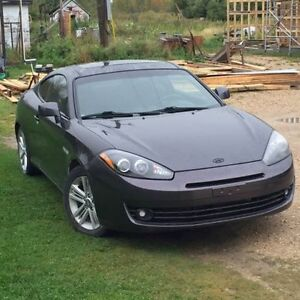 2008 Hyundai Tiburon Coupe (2 door) - Fresh Safety