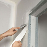 Experienced Drywall Taping, Mudding, Sanding and Installation
