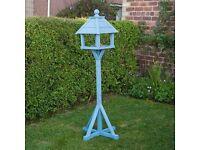 Gardman Blue Wooden Bird Table