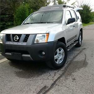 2007 Nissan Xterra SE.Clean & Certified. Call 9054322277
