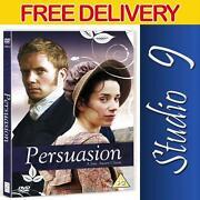 Persuasion DVD