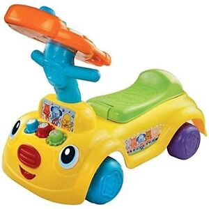 Baby Car - Tech 2 in 1 Sit and Discover Ride On London Ontario image 1