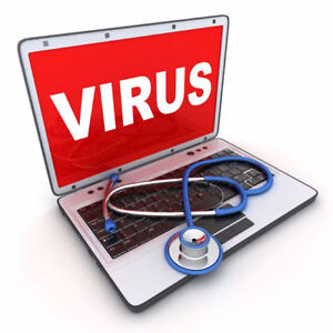 Virus Removal with Antivirus only $25★Reinstall Windows★Tune-up