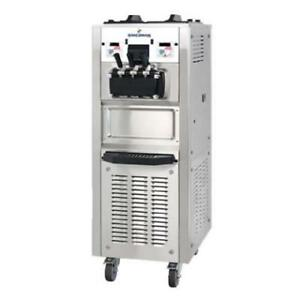 Soft Serve Ice Cream Machine with 2 Hoppers - 208/230V . *RESTAURANT EQUIPMENT PARTS SMALLWARES HOODS AND MORE*