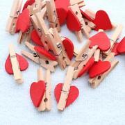Heart Pegs
