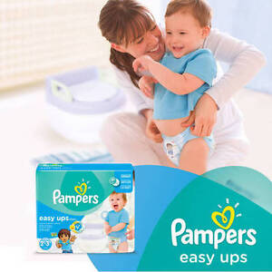 Pampers Easy ups training underwear -  Diago Theme (blue)