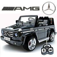kids 12v Fully Licensed Mercedes G55