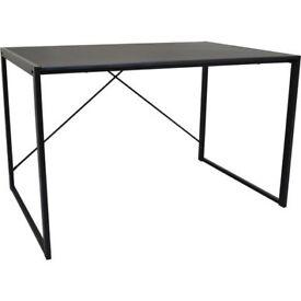 Black Desk suitable for home office