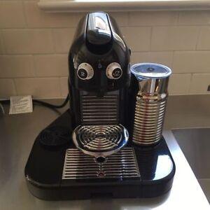 Nespresso Gran Maestria, noir