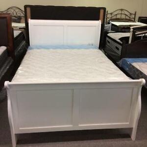 Sarnia Sleep Centre | Traditional Sleigh Bed
