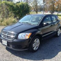 2007 Dodge Caliber SXT Hatchback, AS IS, but comes with ETEST