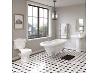Victorian Roll Top Freestanding Bath Suite