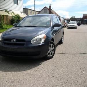 2008 Hyundai Accent GL.Auto,Certified.Call 9054322277