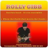 ROLLY GIBB - When the North-East Rock meets the South