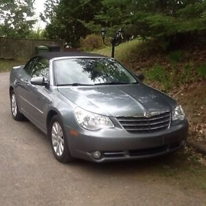 Chrysler Sebring 2010 convertible