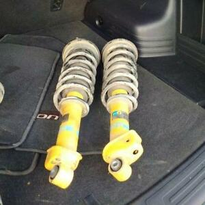 PORSCHE 911 CARRERA SUSPENSION 996 SHOCKS STRUTS SPRINGS