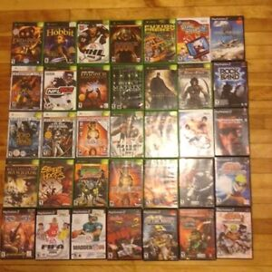 Video games for ps2 Xbox  and wii