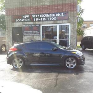 2013 Hyundai Veloster Turbo Tech Package