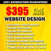 LOW COST PROFESSIONAL WEB DESIGN