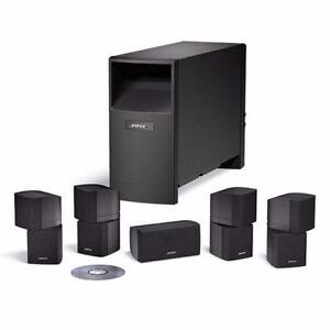 Bose Acoustimass 10 Series IV speaker system, New open box