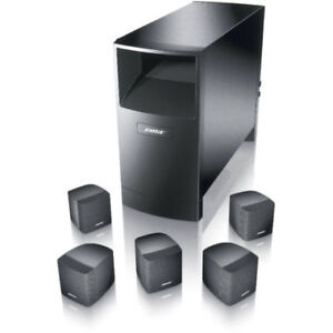 Bose Acoustimass 6 Series iii Home Entertainment Speaker System