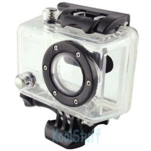 Protective Housing w/ Side Opening for GoPro HERO 2 1 Camera GP33