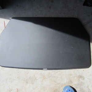 """Tv big screen swivel stand 31 1/2""""  by 19"""""""