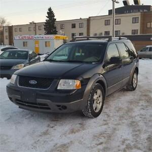 2005 Ford Freestyle SEL-7 Passengers-DVD- Free Warranty!!!!