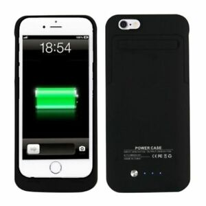 iPhone 4 5 5s 6 6s External Battery Charging Power Case Etui