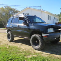 2003 Chevrolet Tracker Jeep