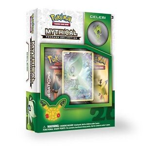Pokemon Victini Mythical Collection Box Available @ Breakaway Cambridge Kitchener Area image 8
