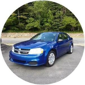 2013 DODGE AVENGER SE READY TO GO! BLOW OUT DEALS! APPLY NOW!!