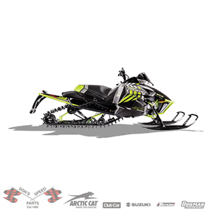 2017 ARCTIC CAT XF 6000 141 HC LTD ES @ DON'S SPEED PARTS