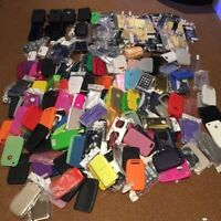 Huge lot of Phone accessories - iPhone, iPod touch, blackberry