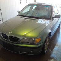 2002 BMW 3-Series 330XI Sedan AS IS PLEASE READ AD NO BALLERS