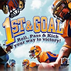 1st and Goal  - Dice Football Kitchener / Waterloo Kitchener Area image 1