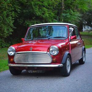 Classic Mini Rover Mint Condition