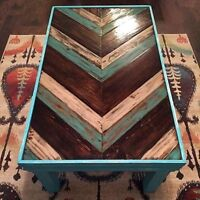 GORGEOUS HANDMADE CUSTOM DINING TABLES