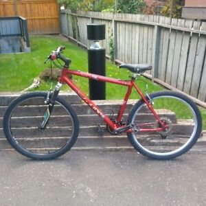 Classic 2004 Rocky Mountain Stratos mountain bike in great cond