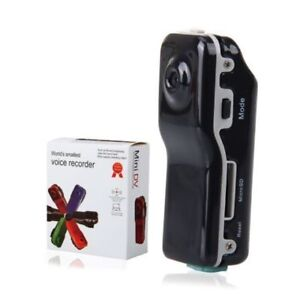 Camera MD80 HD DVR Motion Detector Recorder
