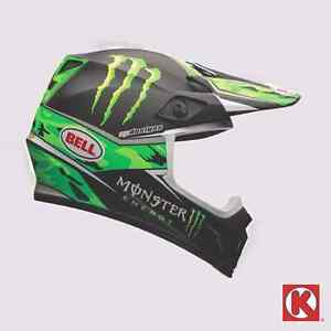 TRADE!!! Monster energy helmet to trade for TOOLS