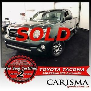 Best Price in Canada~Toyota Tacoma SR5 ~ Low Km ~ A/C Automatic