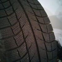 *****Michelin X-ICE Winter Tires 215/45/17*****