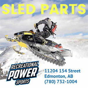 Snowmobile Parts: Durability Kits, Engines Parts, and More!