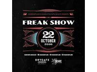 ScareScotland Presents : FREAKSHOW