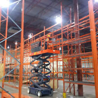 Pallet Racking Installation Services All Over Ontario