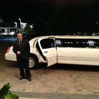 Special wedding limousine only