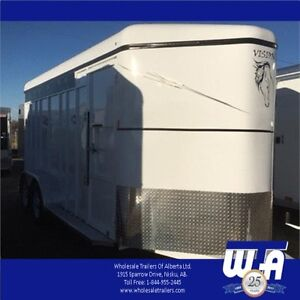 THE BEST VALUE HORSE TRAILER IN ALBERTA!