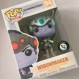 Funko pop Widowmaker Lootcrate Exclusive