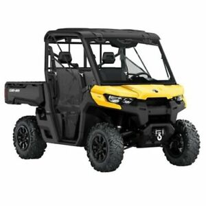 2019 CAN-AM DEFENDER HD8 PRO SxS & UTV 799cc